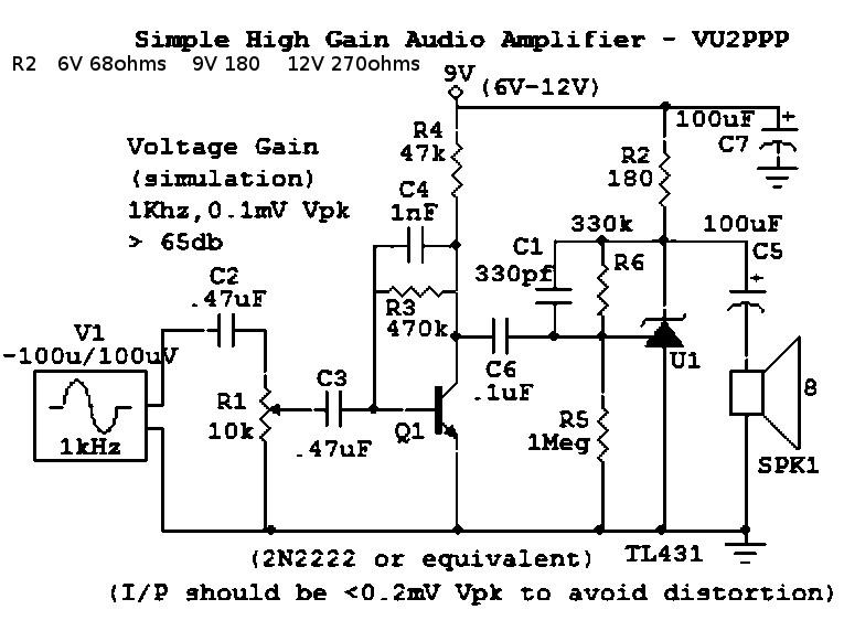 tl431 shunt regulator experiments